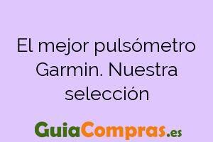El mejor pulsómetro Garmin. Nuestra selección