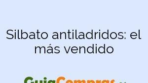 Silbato antiladridos: el más vendido