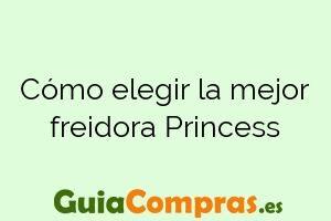 Cómo elegir la mejor freidora Princess