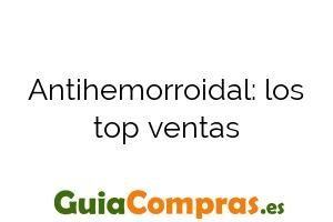 Antihemorroidal: los top ventas