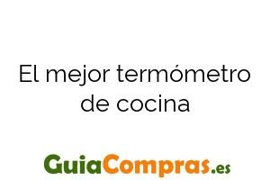 El mejor termómetro de cocina